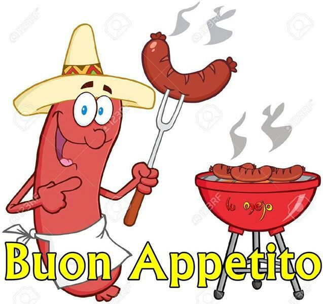 Buon appetito clipart image black and white download Buon appetito | Well known Chef\'s that I like | Clip art, Free ... image black and white download