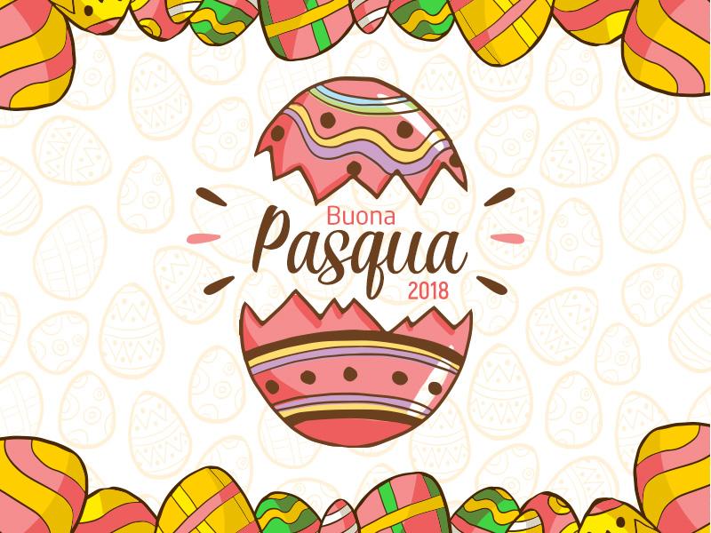 Buona pasqua clipart graphic royalty free Buona Pasqua | Università Popolare Vercelli graphic royalty free