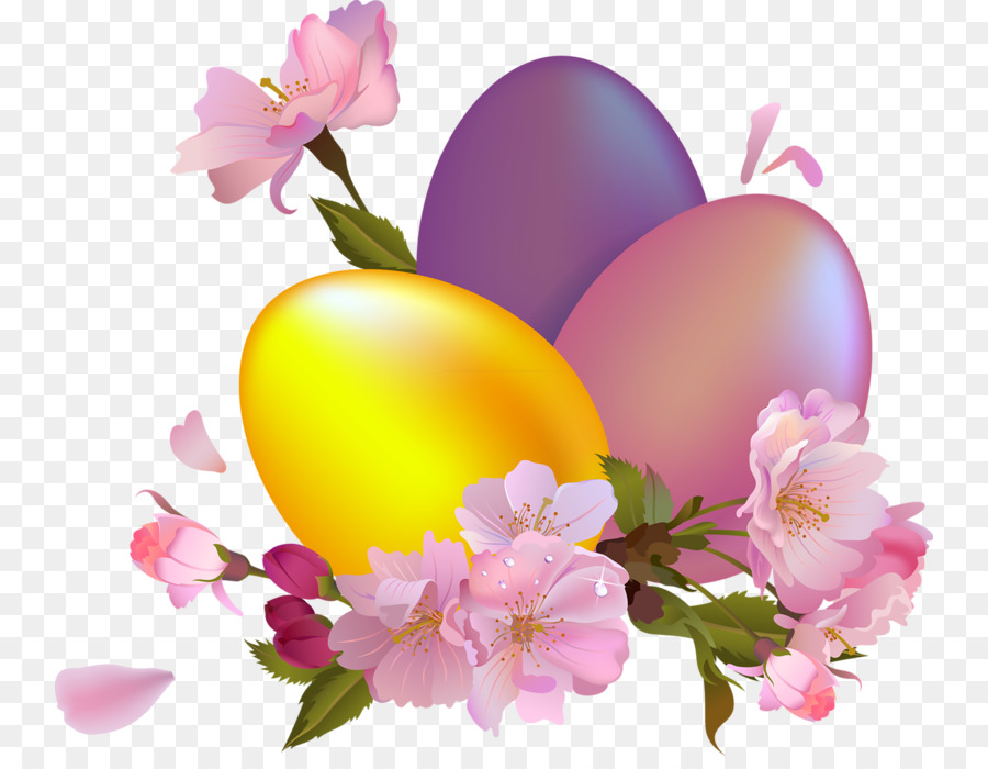 Buona pasqua clipart png royalty free download Christmas Card Background clipart - Easter, Flower, transparent clip art png royalty free download