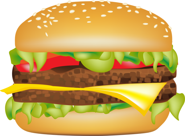 Burger and sandwich clipart banner freeuse library Hamburger burger and sandwich clipart burger sandwich food clip art ... banner freeuse library