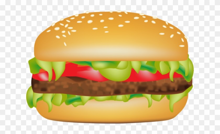 Burger and sandwich clipart clipart black and white Burger sandwich clipart 1 » Clipart Portal clipart black and white