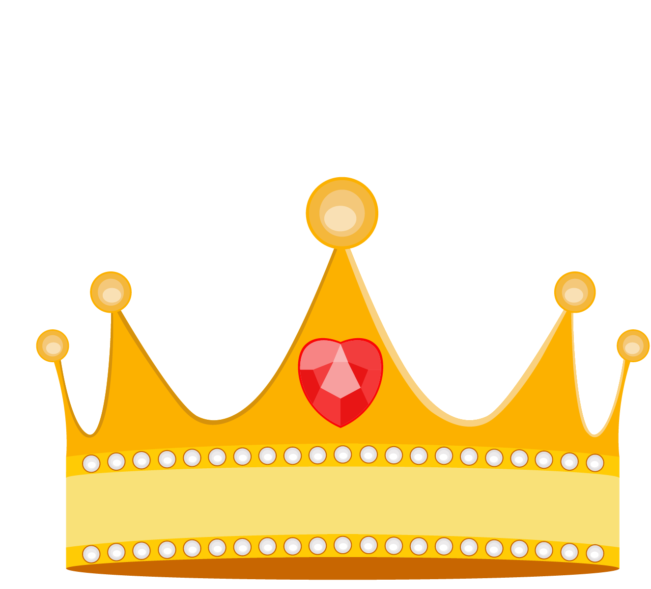 Free clipart princess crown png Cartoon princess crown vector material 1325*1200 transprent Png Free ... png