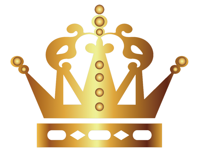 Burger king crown clipart clip art free Gold Font - Crown material exquisite cartoon 794*624 transprent Png ... clip art free