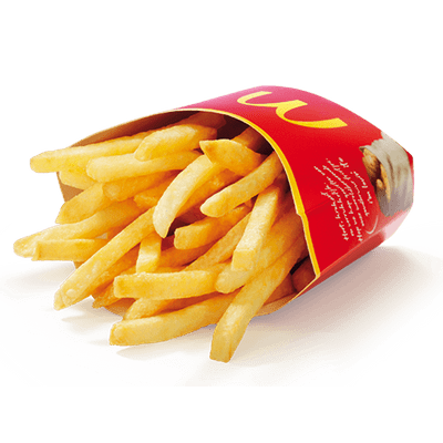 Burger king french fries clipart png black and white download Burger King Fries transparent PNG - StickPNG png black and white download
