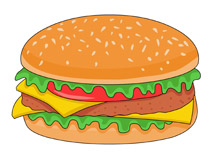 Burger pictures clipart banner free Search Results for burger clipart - Clip Art - Pictures - Graphics ... banner free