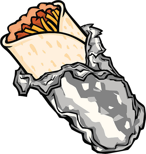 Buritos clipart jpg freeuse Collection of Burrito clipart | Free download best Burrito clipart ... jpg freeuse