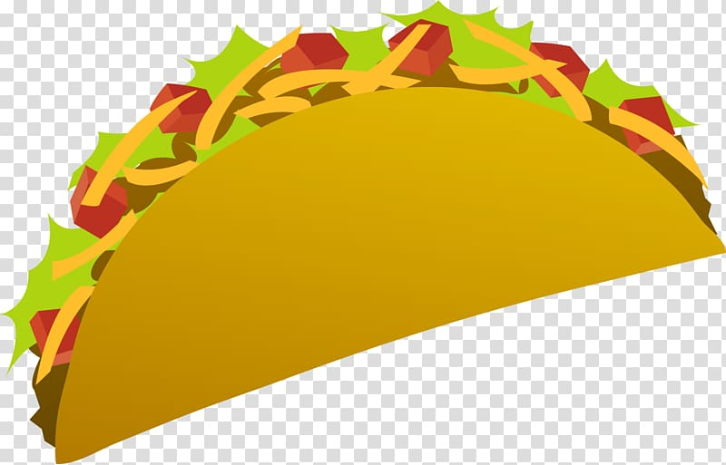 Buritos clipart banner black and white Taco salad Mexican cuisine Burrito , Cute Yolo transparent ... banner black and white