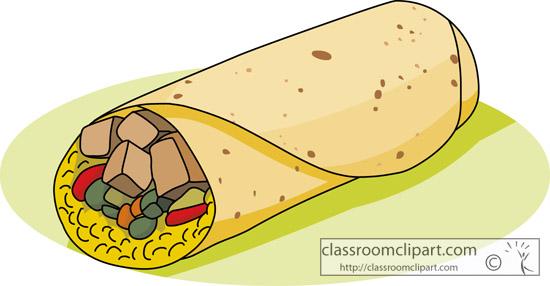 Buritos clipart clip art transparent stock Burritos Clip Art | Clipart Panda - Free Clipart Images clip art transparent stock