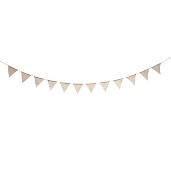 Burlap flag banner clipart picture Ready-To-Decorate Burlap Pennant Banner | Hobby Lobby | 915421 picture