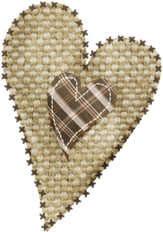 Burlap heart clipart vector black and white download AD_Delicate_Easter (16).png | Pinterest | Burlap, Clip art and ... vector black and white download