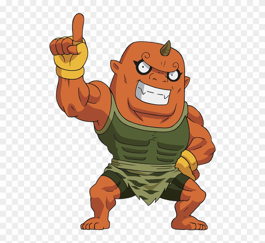 Burly clipart clip art royalty free Sgt Burly - Yo Kai Watch Sgt Burly Clipart (#4234637) - PinClipart clip art royalty free