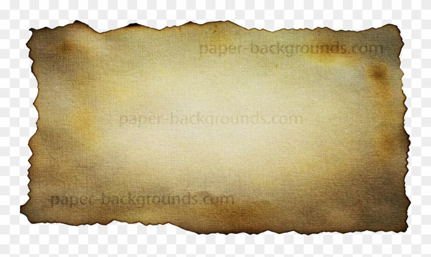 Burned paper clipart graphic transparent download Old Grunge Burned Paper Edges Background Free Hd - Old Paper ... graphic transparent download