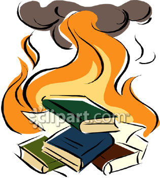 Burning books clipart graphic royalty free stock Burning books clipart » Clipart Station graphic royalty free stock