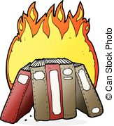 Burning books clipart clipart transparent Cartoon burning books Stock Illustration Images. 810 Cartoon burning ... clipart transparent