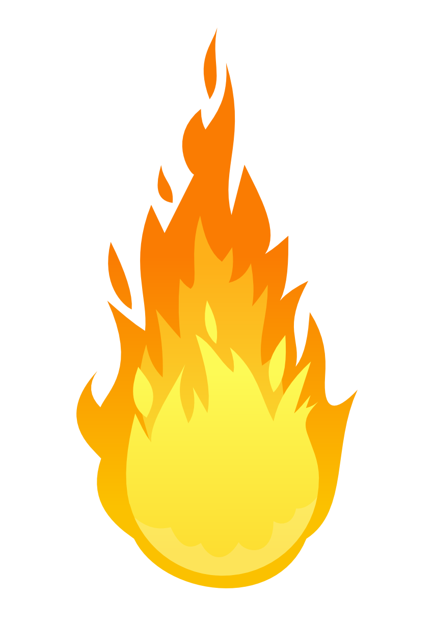 Collection of free download. Flame fire clipart