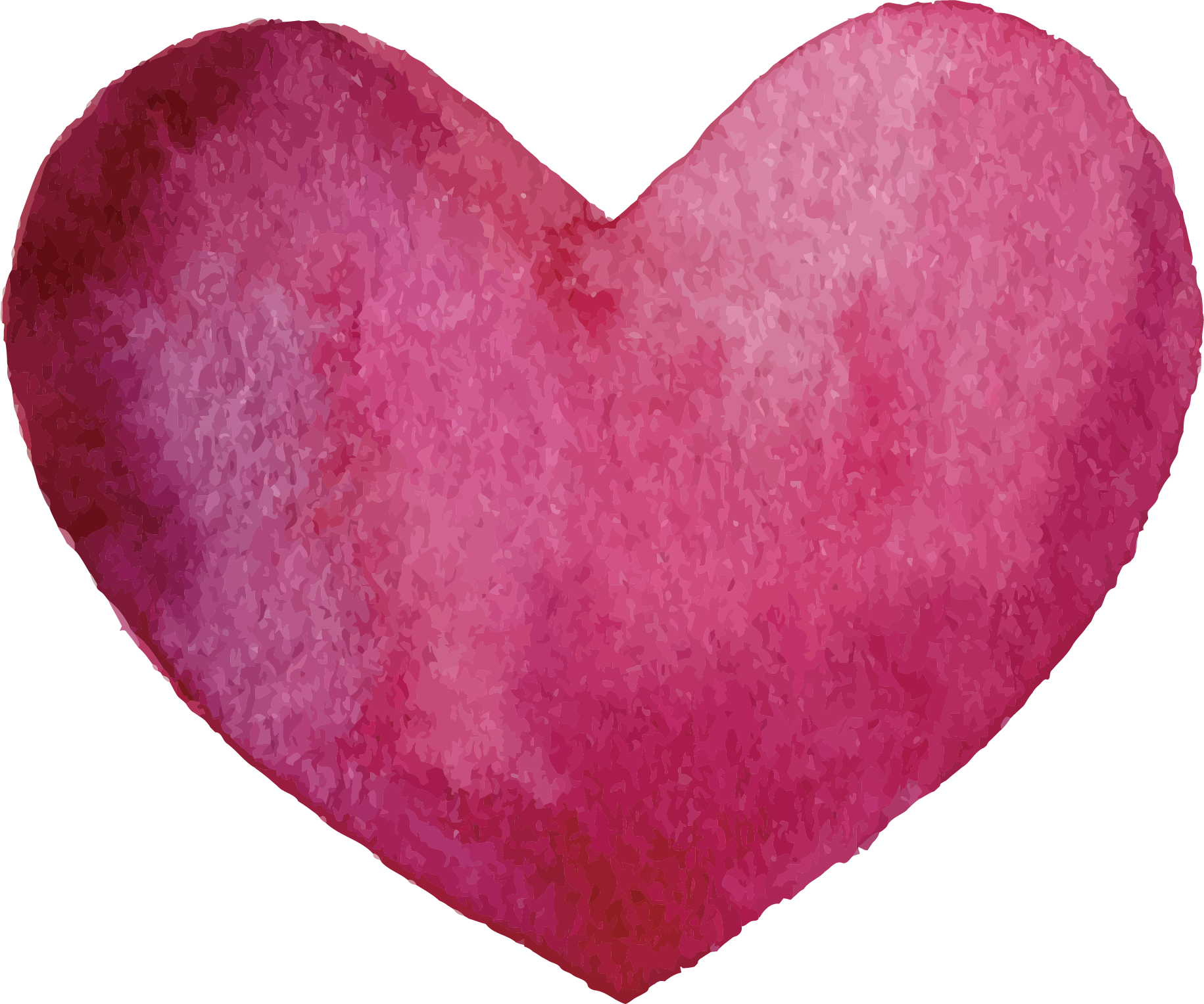 Dark purple heart clipart freeuse stock Pink Heart Drawing at GetDrawings.com | Free for personal use Pink ... freeuse stock