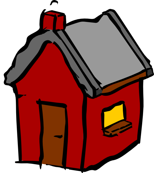 Burning house clipart picture download Little Shed Clip Art at Clker.com - vector clip art online, royalty ... picture download
