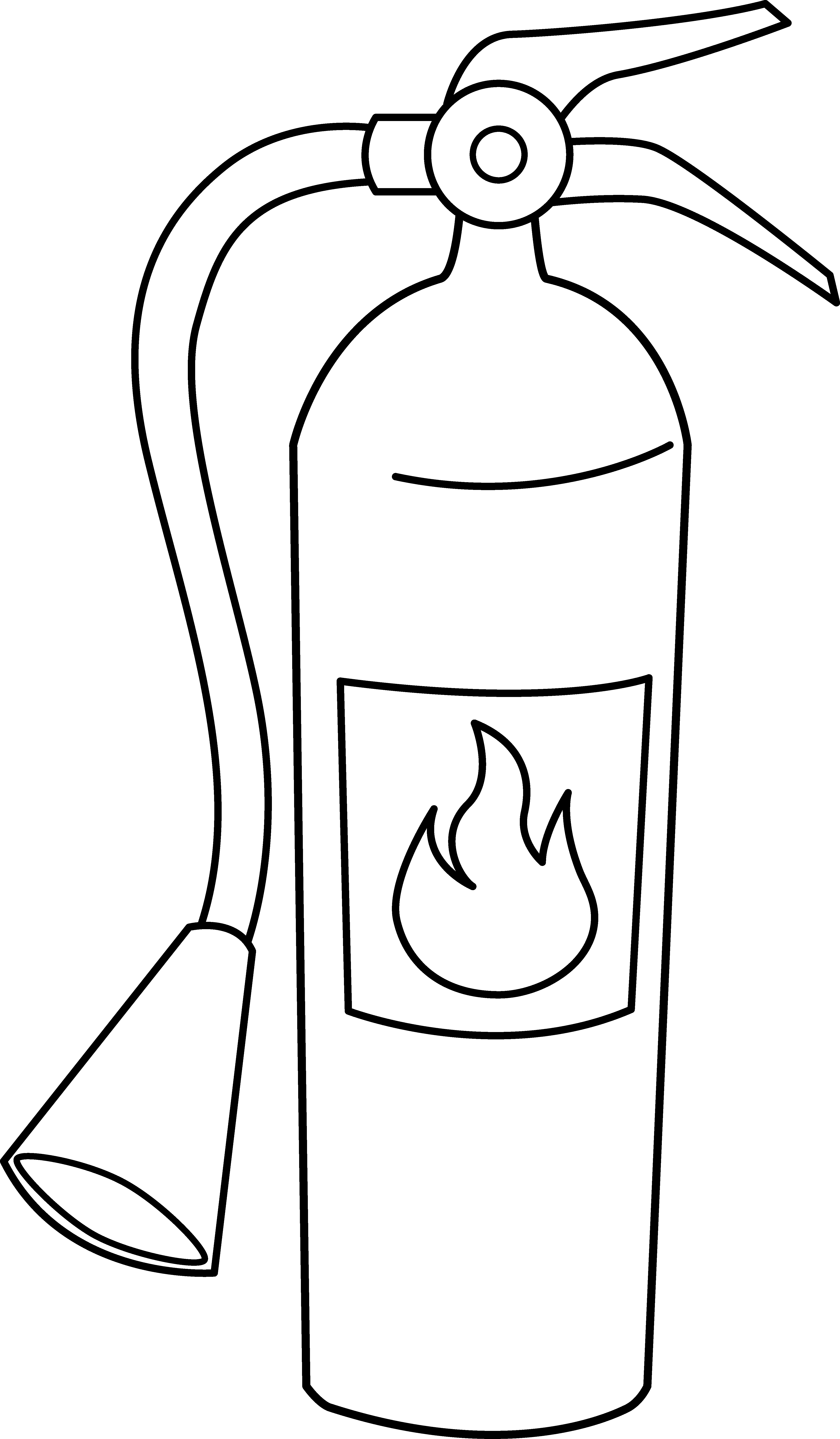 Burning house clipart black and white image freeuse stock Fire Clipart Black And White | Clipart Panda - Free Clipart Images image freeuse stock