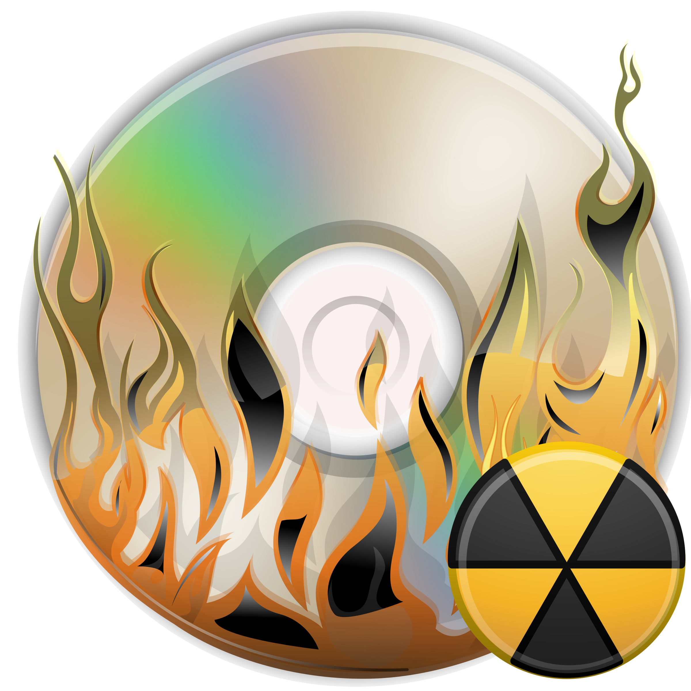 Money burning clipart free Burn disk Icons PNG - Free PNG and Icons Downloads free