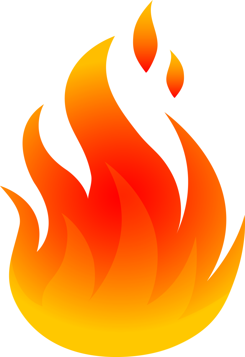 Clipart money on fire jpg black and white stock Burning Clip Art Coming Out - Clipart Library • jpg black and white stock