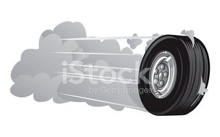 Burning rubber clipart clip library Burn Rubber stock vectors - Clipart.me clip library