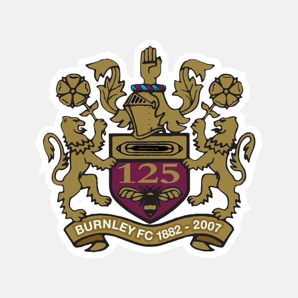 Burnley fc logo clipart svg freeuse download Burnley F.C - Premier League – The Football Crest Index svg freeuse download