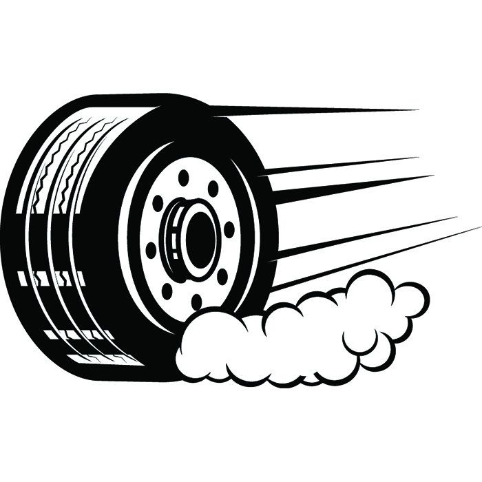 Burnout smoke clipart library Tire Rim Wheel #6 Smoke Burn Out Speed Racing Mechanic Repair ... library