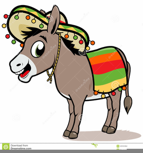 Burro clipart svg freeuse library Mexican Burro Clipart | Free Images at Clker.com - vector clip art ... svg freeuse library