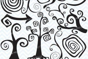 Burton clipart clip art black and white stock Tim burton clipart 2 » Clipart Portal clip art black and white stock