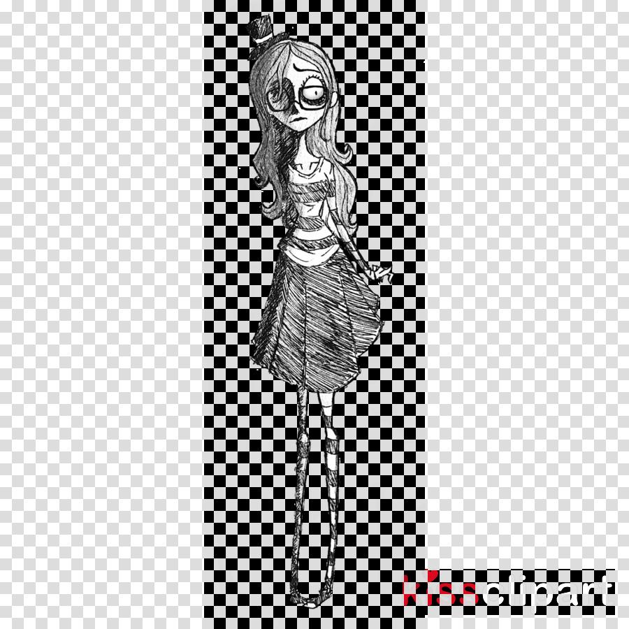 Burton clipart svg black and white Black Line Background clipart - Drawing, Illustration, Black ... svg black and white