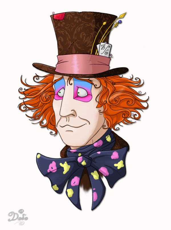 Burton mad hatter clipart picture transparent Free Mad Hatter Cartoon, Download Free Clip Art, Free Clip Art on ... picture transparent