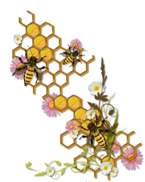 Burts bees clipart picture royalty free download abeilles | Scrap Booking Embellishments & Elements | Bee art, Bee ... picture royalty free download