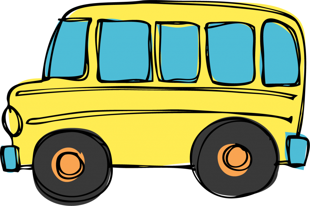 Bus and car clipart vector freeuse download Bus Clip Art Pictures | Clipart Panda - Free Clipart Images vector freeuse download