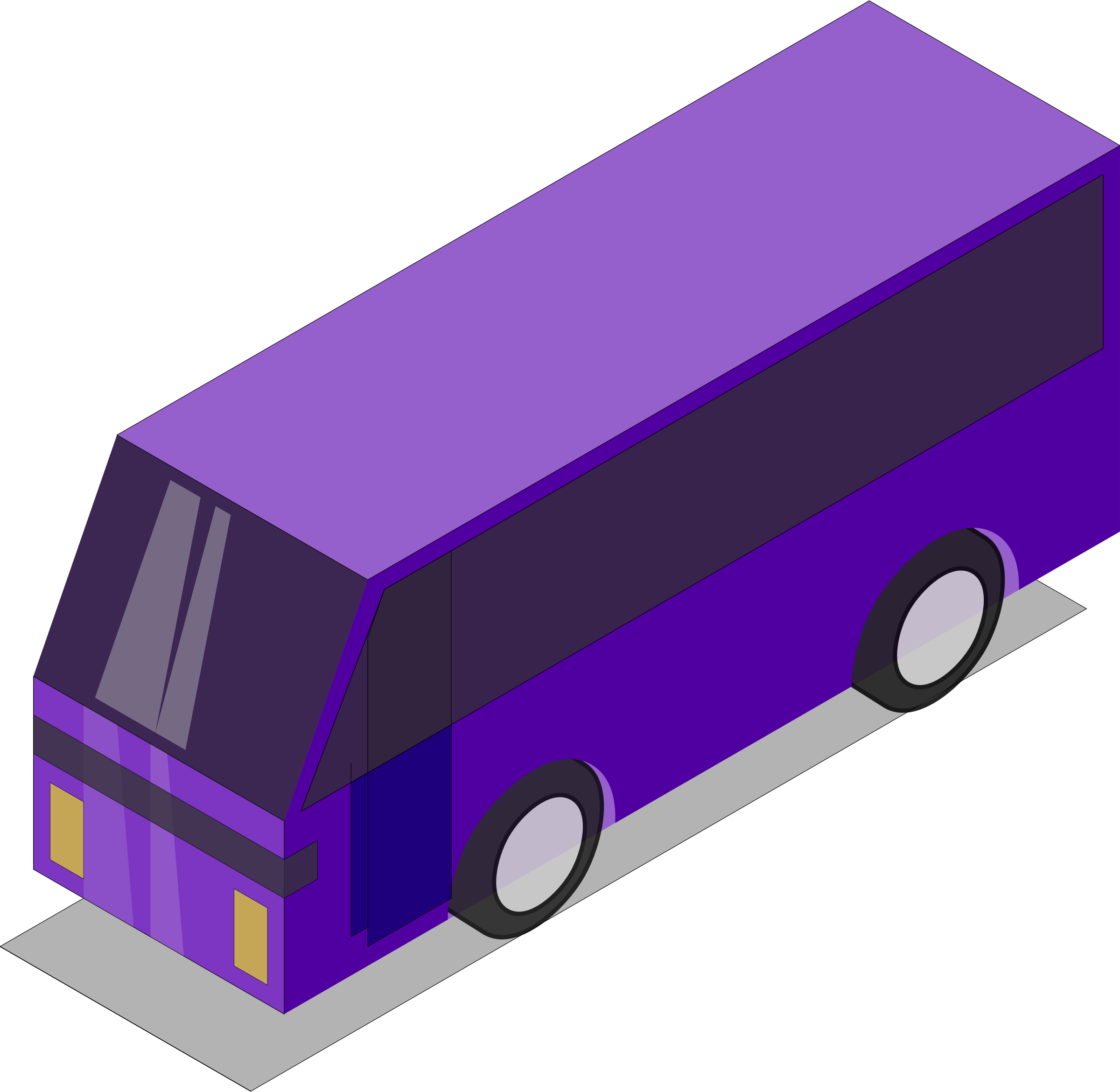 Bus and car clipart jpg freeuse library Clipart - Purple bus jpg freeuse library