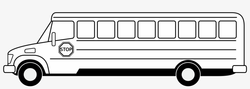 Bus clipart outline svg free stock 28 Collection Of School Bus Clipart Outline - What\'s Your Name ... svg free stock