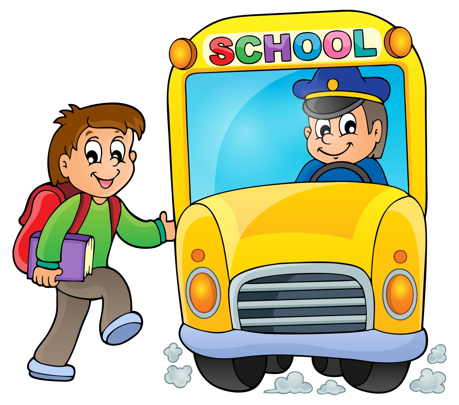 Bus driver clipart royalty free download image of school bus driver clipart - WikiClipArt royalty free download