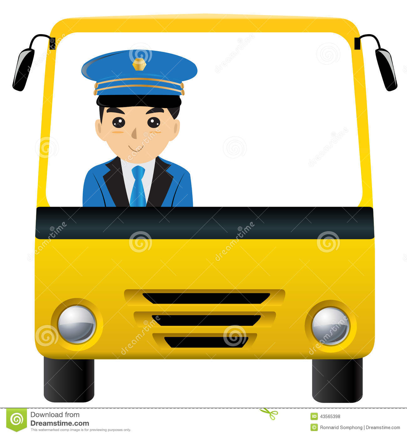 Bus driver clipart svg freeuse Bus driver clipart 7 » Clipart Station svg freeuse