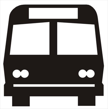 Bus front clipart clipart transparent stock Free Bus Picture, Download Free Clip Art, Free Clip Art on Clipart ... clipart transparent stock