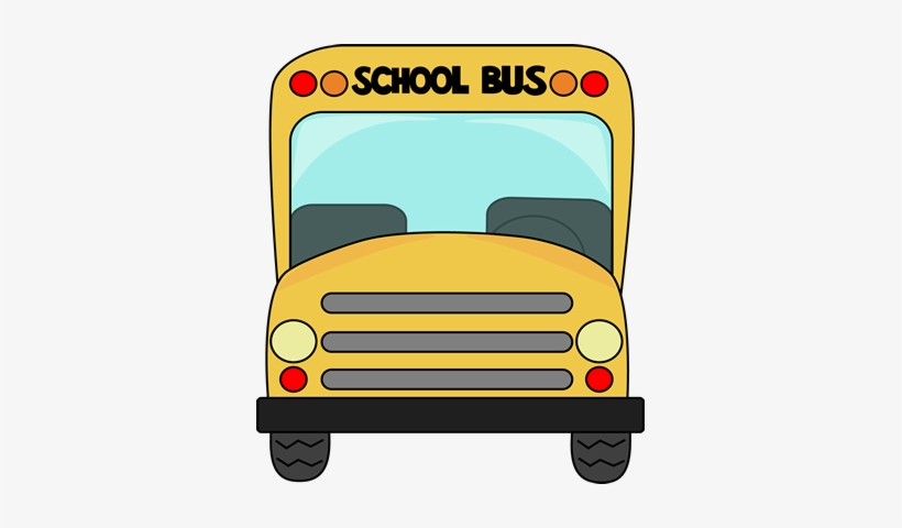 Bus front clipart graphic freeuse stock School Bus Front - Front Of School Bus Clip Art - Free Transparent ... graphic freeuse stock