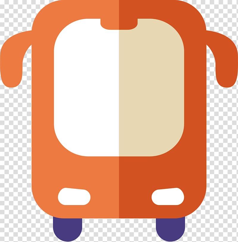 Bus rapid transit clipart clipart transparent download Rapid transit Train Bus Public transport , Flat bus transparent ... clipart transparent download