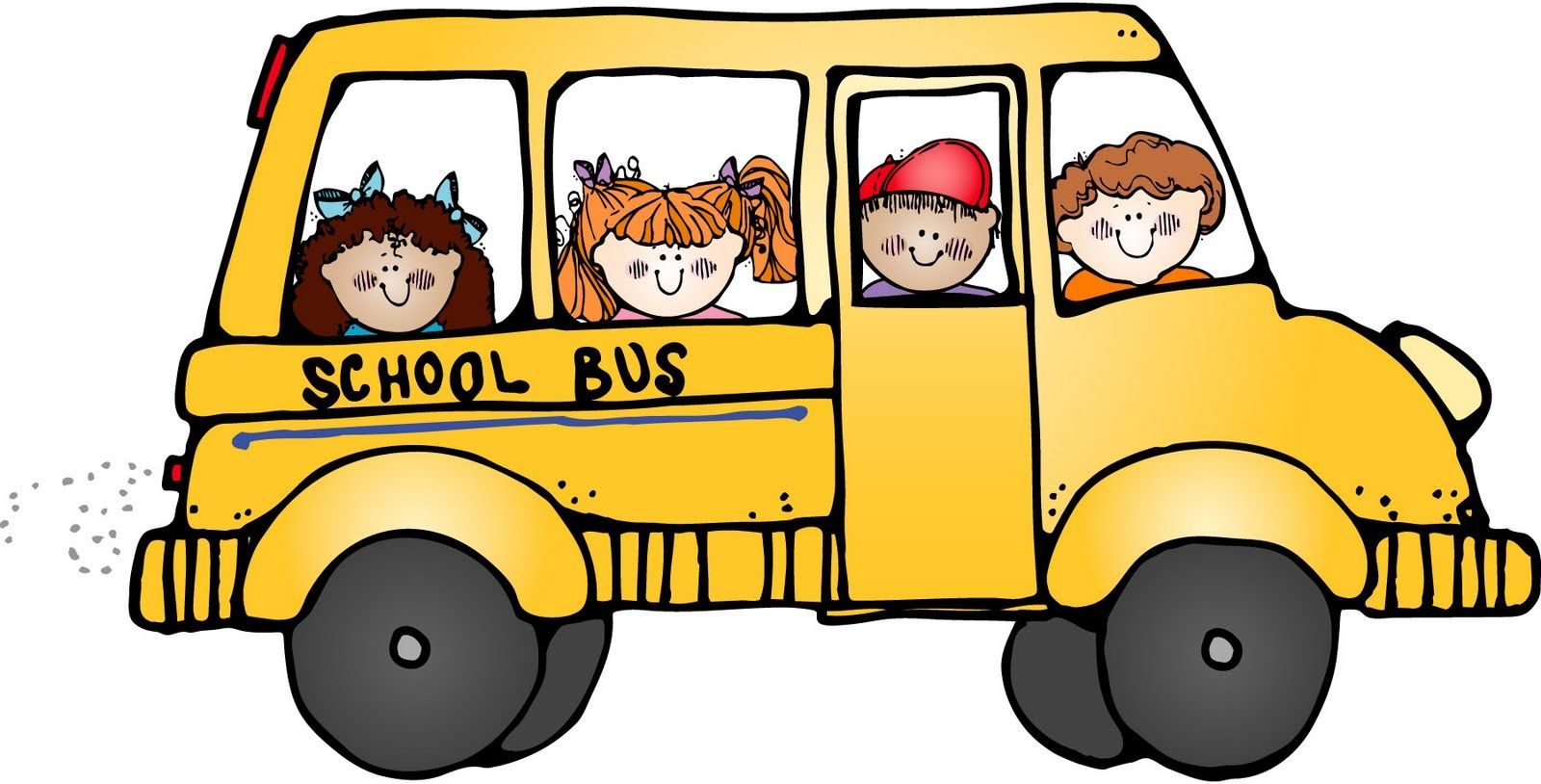 Bus trip clipart banner black and white download Clip Art Field Trip - ClipArt Best | cute clip art | Clip art ... banner black and white download