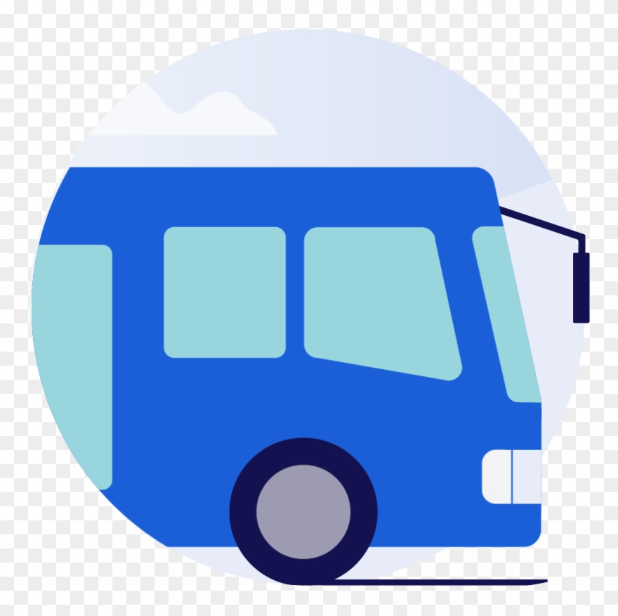Catch The Bus - Bus Clipart (#156963) - PinClipart free