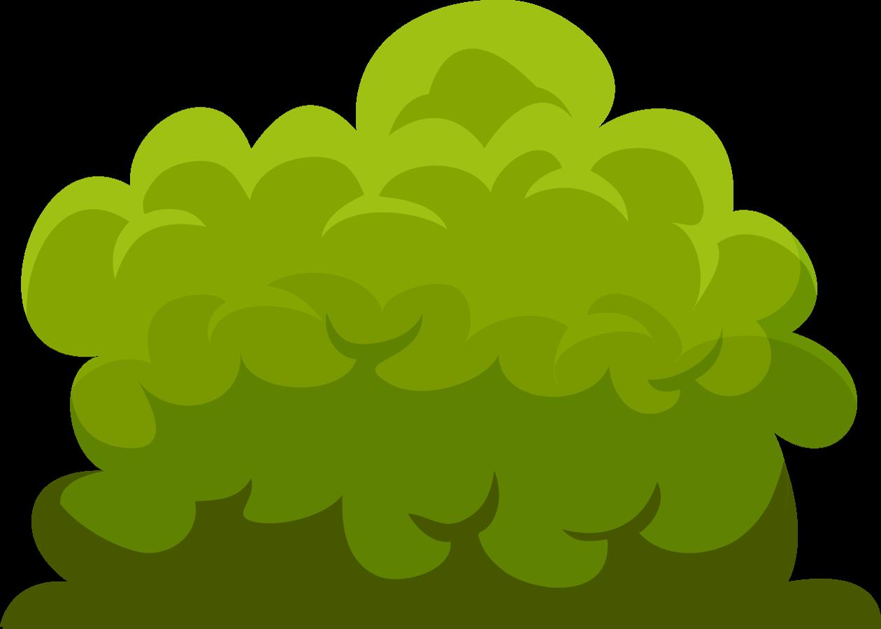 Green clipart shrubs graphic transparent Bush Clip Art Free | Clipart Panda - Free Clipart Images graphic transparent