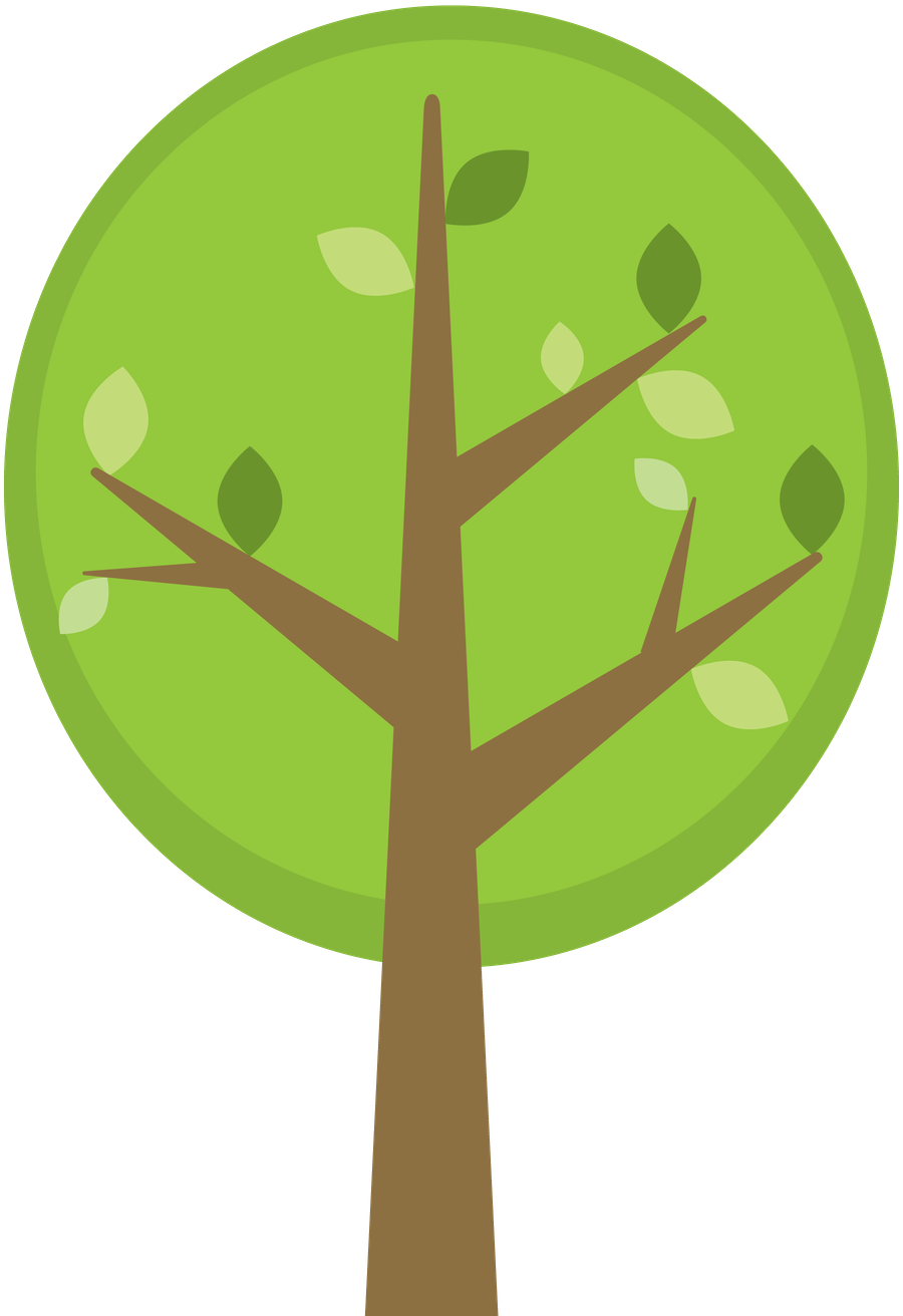 Bush tree clipart svg free library Minus - Say Hello! | Ladies' Ministry | Pinterest | Clip art ... svg free library
