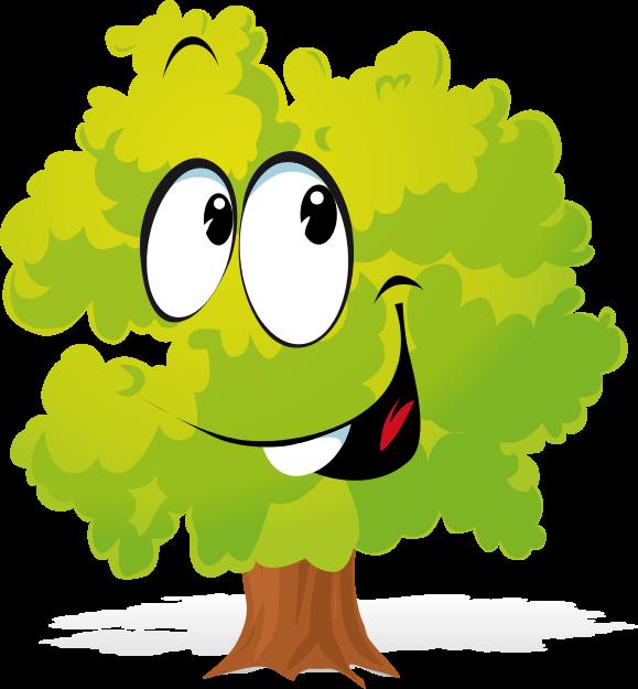 Bush tree clipart jpg library stock tree workers cartoon and clipart - Clipground jpg library stock