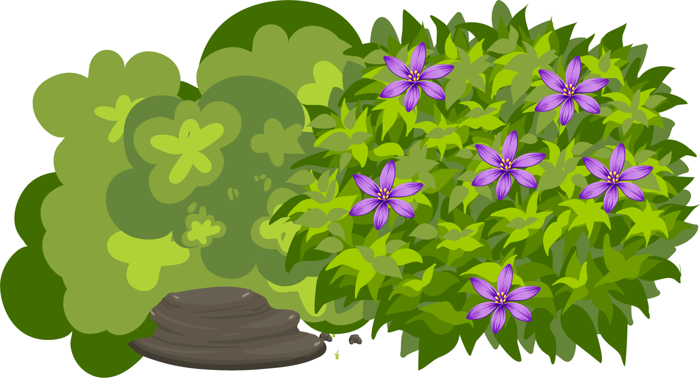 Bush tree clipart royalty free stock Bush PNG Transparent Free Images | PNG Only royalty free stock