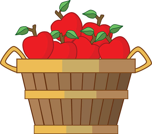 Peck of apples clipart clip royalty free library Bushel of apples clipart 3 » Clipart Station clip royalty free library