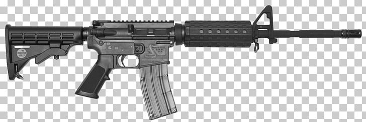 Bushmaster clipart graphic library AR-15 Style Rifle Bushmaster Firearms International Carbon 15 ... graphic library