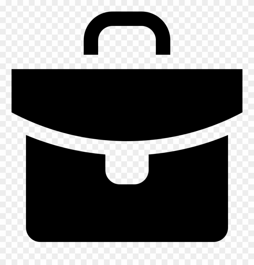 Business briefcase clipart picture free download Simpleicons Business Briefcase Black Bag - Icon Aktentasche Clipart ... picture free download