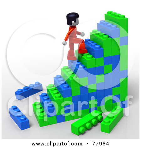 Business building blocks clipart free Royalty-Free (RF) Clipart of Building Blocks, Illustrations ... free